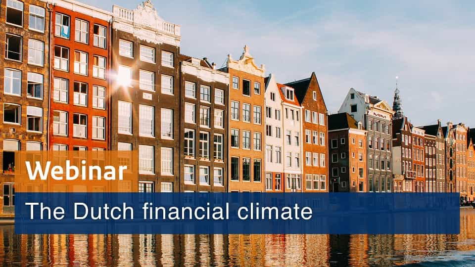 The Dutch financial climate